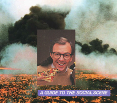 a guide to a social scene