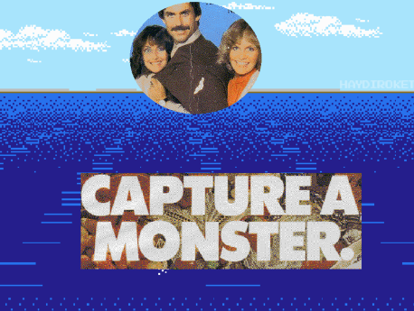 capture a monster