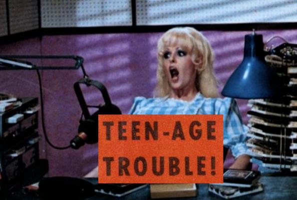 teenage trouble